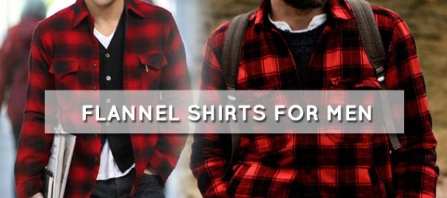 Men Flannel Shirts