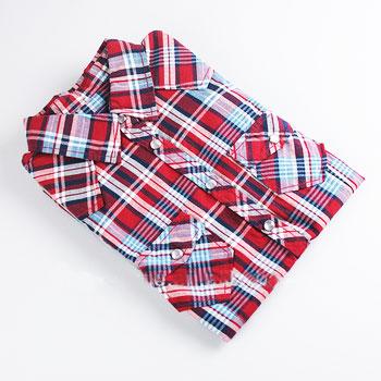 Women Check Shirts