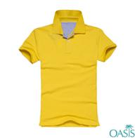 Yellow Polo Shirts