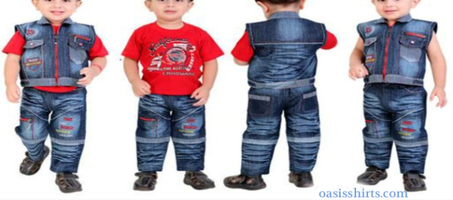 Kids Clothing Supplier