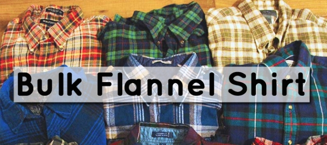 Flannel Shirts Wholesale Distributor