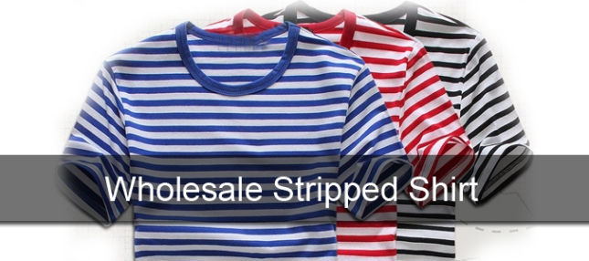 Striped Shirts Supplier