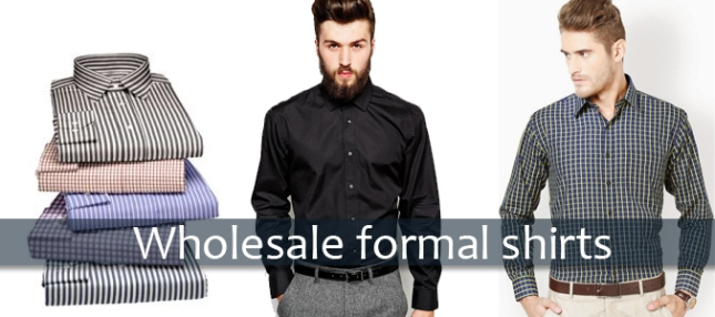 Wholesale Formal Shirts Manufacturer