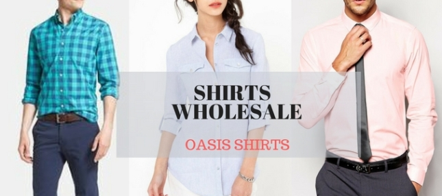 Wholesale Shirts Supplier
