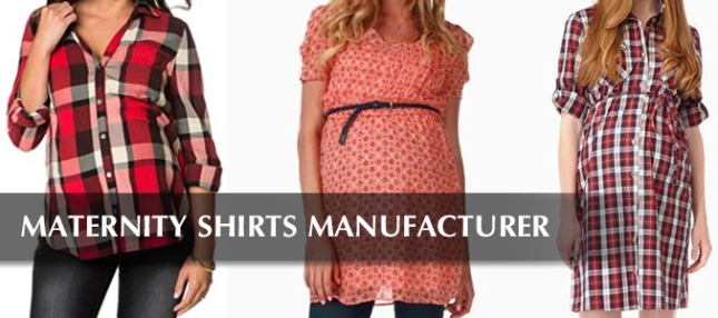 maternity tees manufacturer